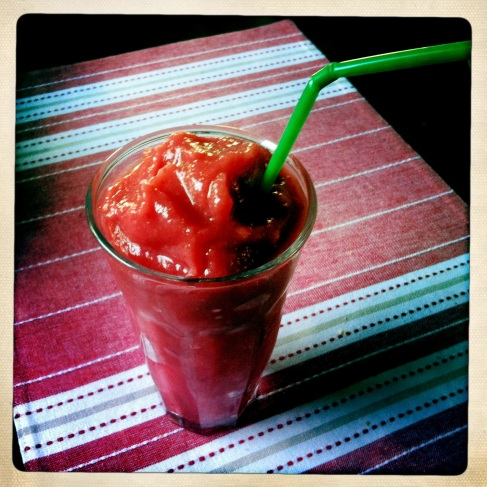 Thermomix Fruit Slurpee